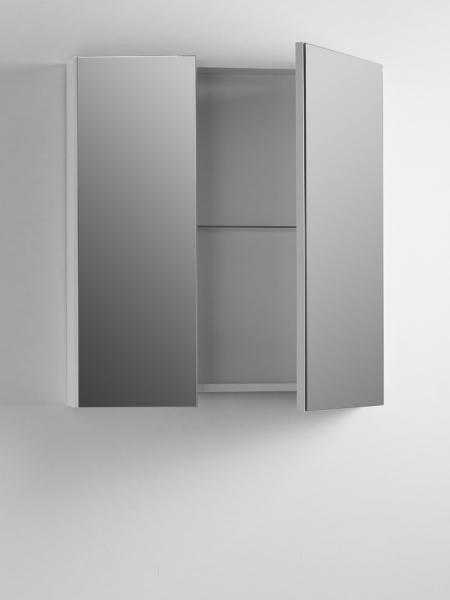 13.07 Шкаф зеркальный Эко 65