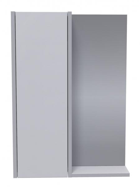 112.24 Полка зеркальная 50 Line со шкафом (L/R)