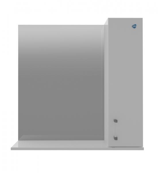 13.30 (3) Полка зеркальная 60 ЭКО+ со шкафом L/R
