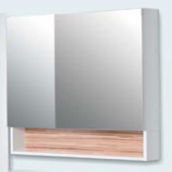 57.07 (32) Шкаф зеркальный 60 Домино
