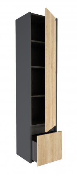57.05 (106) Шкаф 35 Домино с ящиком подвесной