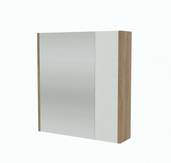 57.22 (3) Шкаф зеркальный 60 Домино