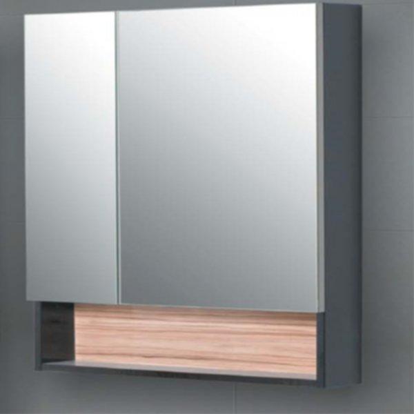 57.07 (106) Шкаф зеркальный 60 Домино