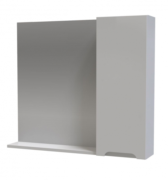 96.24 Полка зеркальная 80 ANSI со шкафом