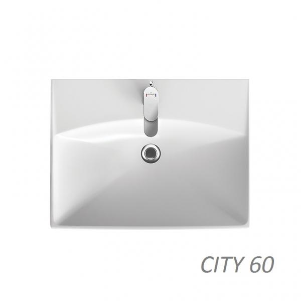 Умывальник CITY 60