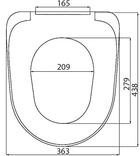 SD 14s тип крепежа (Standart)