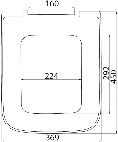 SD 08s тип крепежа (Standart)