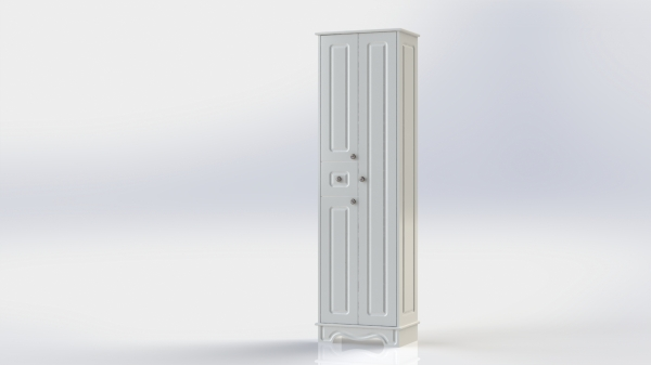 95.11 (3) Шкаф 50 Village с ящиком
