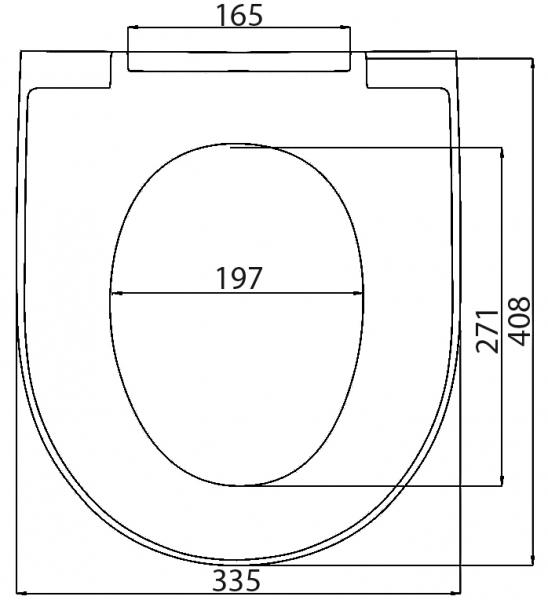 SD 06m (soft-close) плавное опускание